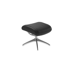 Stressless Hocker Paris in Noblesse black