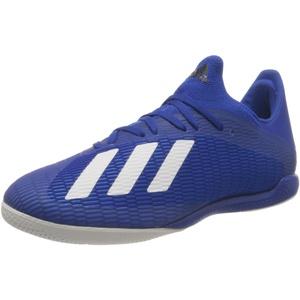adidas Herren EG7154_46 Indoor Football Trainers, Blau Team Royal Blue FTWR White Core Black, EU