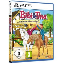 Bibi & Tina Auf dem Martinshof - PS5 [EU Version]