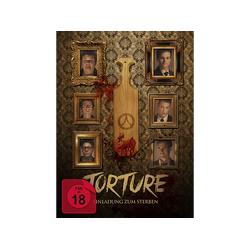 Torture-Einladung zum Sterben Blu-ray + DVD