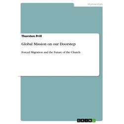 Global Mission on our Doorstep als Buch von Thorsten Prill