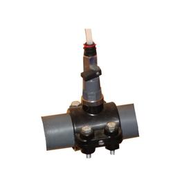 Montageset für Dosieranlage für Chlor und PH d 50 mm