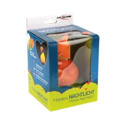 ANSMANN® Einschlafhilfe Mobiles Nachtlicht Fuchs Mobile, die LED-LICHT Ein
