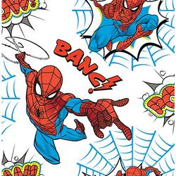 Papiertapete Spiderman Pow!, 10 m x 53 cm bunt