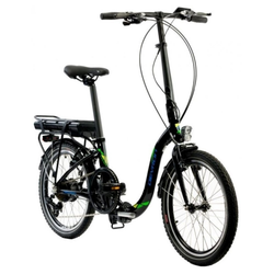 LLobe E-Bike E-Bike Devron City 20 Zoll 250 W 7-Gang-Kettenschaltung LCD Display, 7 Gang, Kettenschaltung, 250 W