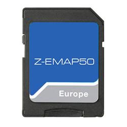 Zenec Z-EMAP50 Navi Karte Zenec Z-E2050