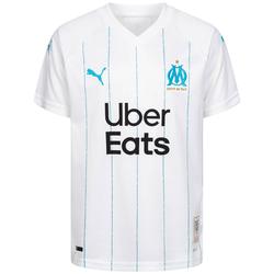 Olympique Marseille PUMA Kinder Heim Trikot 755686-01 - 152