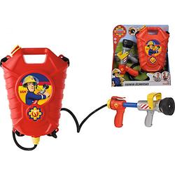 Feuerwehrmann Sam Tankrucksack mit Löschpistole