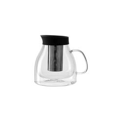LEONARDO Teekanne DUO Glas Teekanne 1,0l, 1000 l