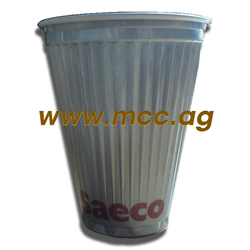 Automatenbecher Thermobecher Plastik Füllmenge 150 ml - 1.000 Stück