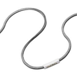 DIESEL Jewellry STEEL DX1240040 Herrenhalskette