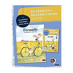 Freunde, Bilderbuch + Bilderbuchkino, DVD