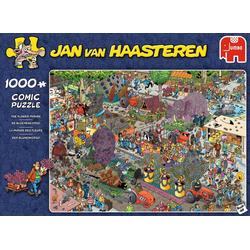 Jan van Haasteren - Die Blumen-Parade - 1000 Teile Puzzle