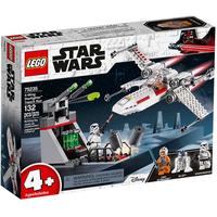Lego Star Wars X-Wing Starfighter Trench Run