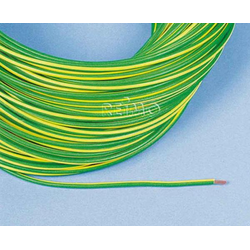 KFZ-Leitung grün/gelb 4 mm² Kabel 10m Rolle