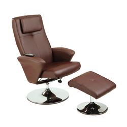 aktivshop Relaxsessel Relax-Sessel Design, creme braun
