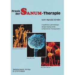 Praxis der SANUM-Therapie: Buch von Harald Krebs