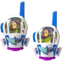 ekids Toy Story 4 Walkie Talkie wei�/blau