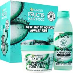 Garnier Fructis Aloe Vera Hair Food Geschenkset (für trockenes Haar)