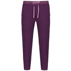 Damen Hose lang Lovely Winter sassa purple