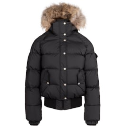 Pyrenex - Aviator Soft Fur Black - Jacken - Größe: 42