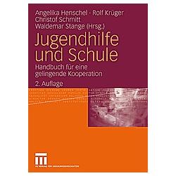 Jugendhilfe und Schule - Buch