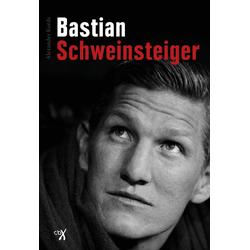 Bastian Schweinsteiger als Buch von Alexander Kords