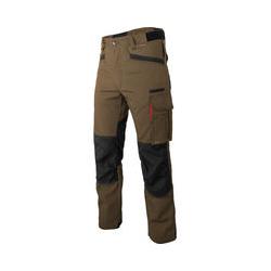 Bundhose: Diese Hose ist nach DIN genormt und in Braun verfügbar. Die Arbeitshose für alle