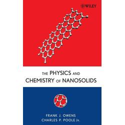 Nanosolids als Buch von Poole/ Owens/ Frank J. Owens/ Charles P. Poole