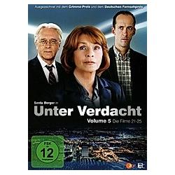 Unter Verdacht - DVD  Filme