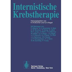 Internistische Krebstherapie: eBook von