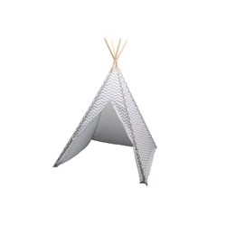 DAY - USEFUL EVERYDAY Spielzelt Kinderzelt Tipi Indianerzelt 120x120xH160cm