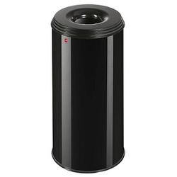 Hailo Profiline Safe XL Papierkorb 45,0 l schwarz