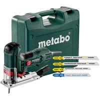 METABO STE 100 Quick inkl. Koffer + Sägeblätter 601100900
