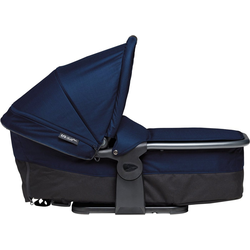 tfk Kinderwagenaufsatz Kombi-Einheit mono, passend für tfk Kombi-Kinderwagen mono blau
