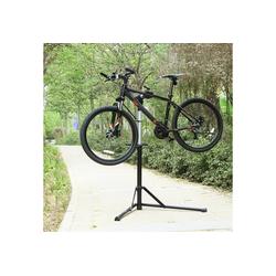 SONGMICS Fahrrad-Montageständer SBR04B, Fahrradmontageständer, Montageständer für Fahrrad, schwarz