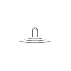 Villeroy & Boch Nicht verschließbares Ventil chrom, Schafthöhe 10-30 mm, 87985061