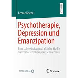 Psychotherapie Depression und Emanzipation: eBook von Leonie Knebel