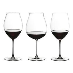 Riedel Gläser Veritas Veritas Red Wine Tasting-Set 3-tlg. Veritas 5449/74