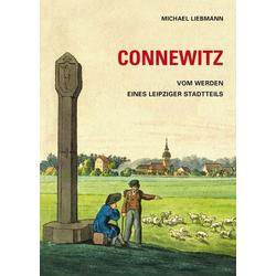 Connewitz als Buch von Michael Liebmann