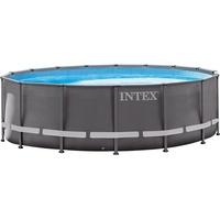 Intex Ultra Frame Set 488 x 122 cm inkl. Sandfilteranlage (26326)