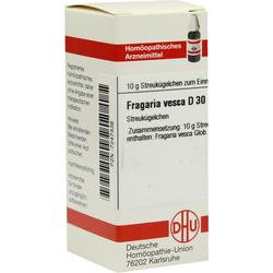 FRAGARIA VESCA D 30 Globuli