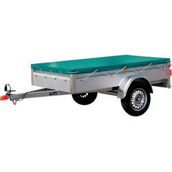 STEMA Autoplane Anhänger-Flachplane (1-St), für STEMA 1000er und 1500er