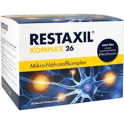 RESTAXIL Komplex 26 Pulver 30 St