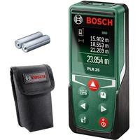 Bosch Home and Garden PLR 25 Laser-Entfernungsmesser Messbereich (max.) (Details) 25m