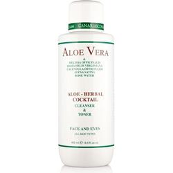 canarias cosmetics Gesichts-Reinigungslotion Aloe - Herbal Cocktail