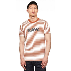 G-Star RAW T-Shirt Resistor orange S