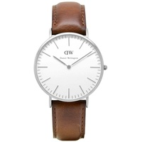Daniel Wellington Classic Leder 40 mm DW00100021