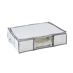 WENKO Vakuum Soft Box, mit Luftventil und Vakuum-Tasche, Maße: B 60 x H 50 x L 15,5 cm