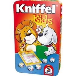 Kniffel Kids BMM Metalldose